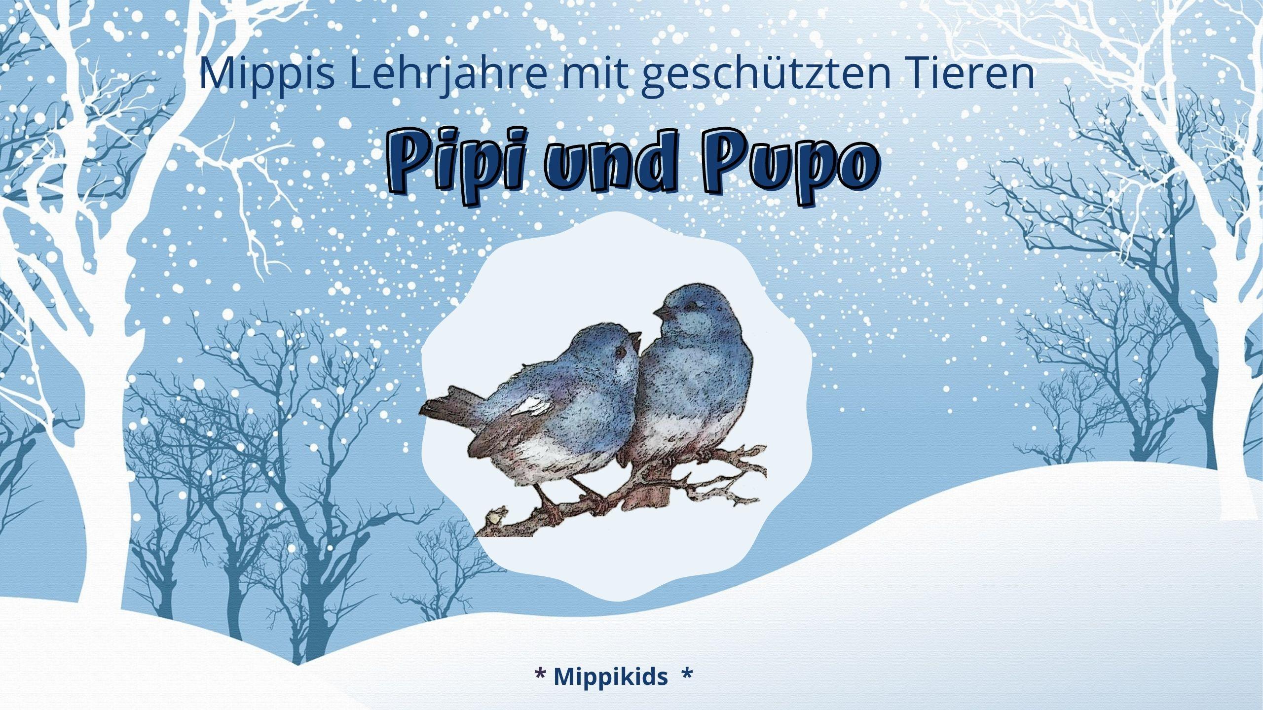 Pipi und Pupo